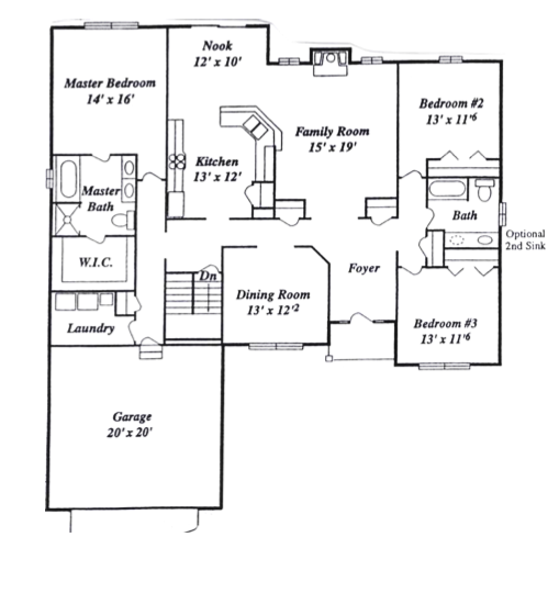 "Floor Plans Great Rooms The "" ..."